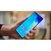 Shopclues offers on Mobiles - Samsung Galaxy S20 Plus 128GB 8GB RAM Cosmic Black Smartphone