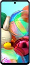 Amazon offers on Mobiles - Samsung Galaxy A71 (Prism Crush Black, 8GB RAM, 128GB Storage) with No Cost EMI/Additional Exchange Offers