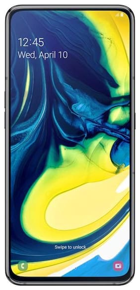 Paytmmall offers on Mobiles - Samsung Galaxy A80 8 GB 128 GB Black