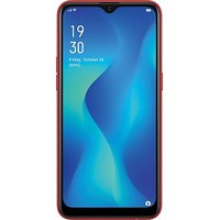 Shopclues offers on Mobiles - OPPO A1K (Red, 32 GB) (2 GB RAM)