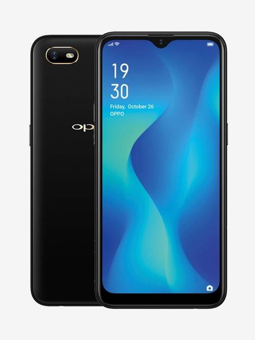Tata Cliq offers on Mobiles - OPPO A1K 32 GB (Black) 2 GB RAM, Dual SIM 4G