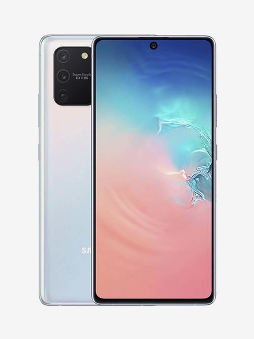 Tata Cliq offers on Mobiles - Samsung Galaxy S10 Lite 512 GB (Prism White) 8 GB RAM, Dual SIM 4G