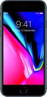 Flipkart offers on Mobiles - Apple iPhone 8 (Space Grey, 256 GB)