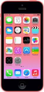 Flipkart offers on Mobiles - Apple iPhone 5C (Pink, 8 GB)