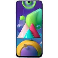 Shopclues offers on Mobiles - Samsung Galaxy M21 (Midnight Blue, 64 GB) (4 GB RAM)
