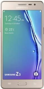 Flipkart offers on Mobiles - Samsung Tizen Z3 (Gold, 8 GB) 1 GB RAM