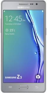 Flipkart offers on Mobiles - Samsung Tizen Z3 (Silver, 8 GB) 1 GB RAM