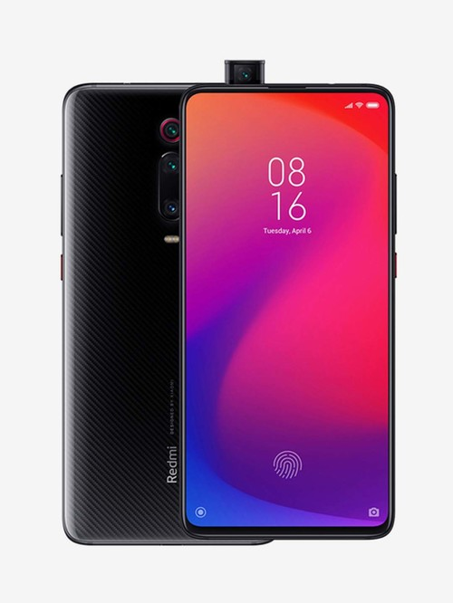 Tata Cliq offers on Mobiles - Xiaomi Redmi K20 128 GB (Carbon Black) 6 GB RAM, Dual SIM 4G