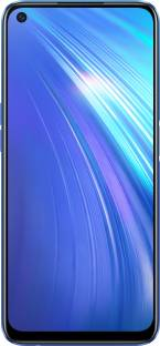 Flipkart offers on Mobiles - Realme 6 (Comet Blue, 64 GB) 6 GB RAM