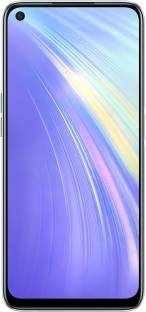 Flipkart offers on Mobiles - Realme 6 (Comet White, 64 GB) 6 GB RAM