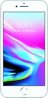 Flipkart offers on Mobiles - Apple iPhone 8 (Silver, 256 GB)