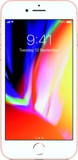 Flipkart offers on Mobiles - Apple iPhone 8 (Gold, 256 GB)