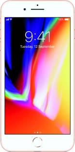 Flipkart offers on Mobiles - Apple iPhone 8 Plus (Gold, 256 GB)