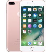 Shopclues offers on Mobiles - Apple iPhone 7 Plus 32GB Refurbished Rose Gold