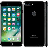Shopclues offers on Mobiles - Apple Iphone 7 Plus 256Gb Black Refurbished Phone