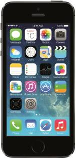 Flipkart offers on Mobiles - Apple iPhone 5s (Space Grey, 16 GB)