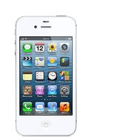 Shopclues offers on Mobiles - Refurbished Apple iPhone 4S 16Gb 3.5 Inches Display, White Smartphone With 1 Months Manufacturer Warranty