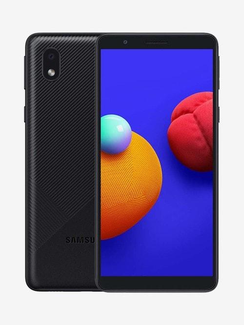 Tata Cliq offers on Mobiles - Samsung Galaxy M01 Core 32 GB (Black) 2 GB RAM, Dual SIM 4G