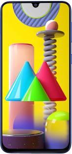 Flipkart offers on Mobiles - Samsung Galaxy M31 (Ocean Blue, 128 GB) 8 GB RAM