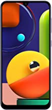 Amazon offers on Mobiles - Samsung Galaxy A50s (Prism Crush Violet, 4GB RAM, 128GB Storage) Without Offers