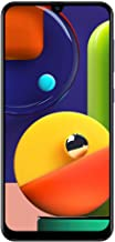 Amazon offers on Mobiles - (Renewed) Samsung Galaxy A50s (Prism Crush Black, 6GB RAM, 128GB Storage) Without Offers