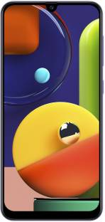 Flipkart offers on Mobiles - Samsung Galaxy A50s (Prism Crush Violet, 128 GB) 4 GB RAM