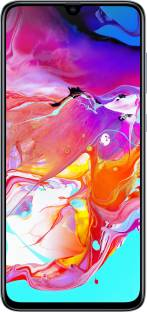 Flipkart offers on Mobiles - Samsung Galaxy A70 (White, 128 GB) 6 GB RAM