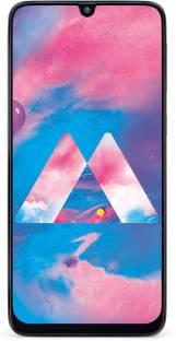 Flipkart offers on Mobiles - Samsung Galaxy M30 (Gradation Black, 64 GB) 4 GB RAM