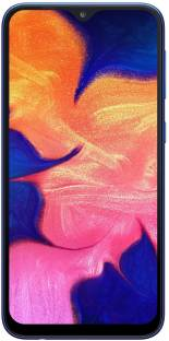 Flipkart offers on Mobiles - Samsung Galaxy A10 (Blue, 32 GB) 2 GB RAM