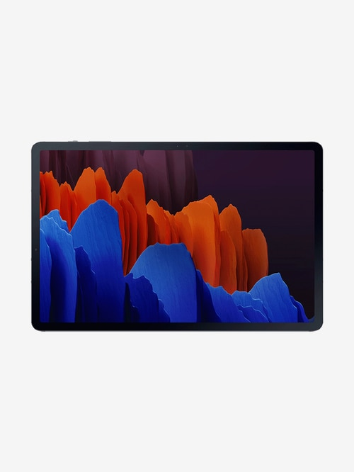 Tata Cliq offers on Mobiles - Samsung Galaxy Tab S7 Plus (12.4 inch, 6 GB RAM, 128 GB, Wi-Fi + 4G) Mystic Black