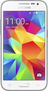 Flipkart offers on Mobiles - Samsung Galaxy Core Prime 4G (White, 8 GB) 1 GB RAM