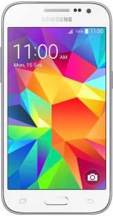 Flipkart offers on Mobiles - Samsung Galaxy Core Prime G361 Dual Sim - White (White, 8 GB) 1 GB RAM