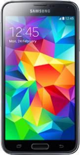 Flipkart offers on Mobiles - Samsung Galaxy S5 (Charcoal Black, 16 GB) 2 GB RAM