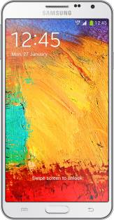 Flipkart offers on Mobiles - Samsung Galaxy Note 3 Neo (White, 16 GB) 2 GB RAM