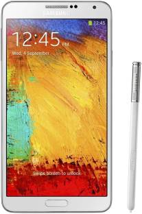 Flipkart offers on Mobiles - Samsung Galaxy Note 3 (Classic White, 32 GB) 3 GB RAM