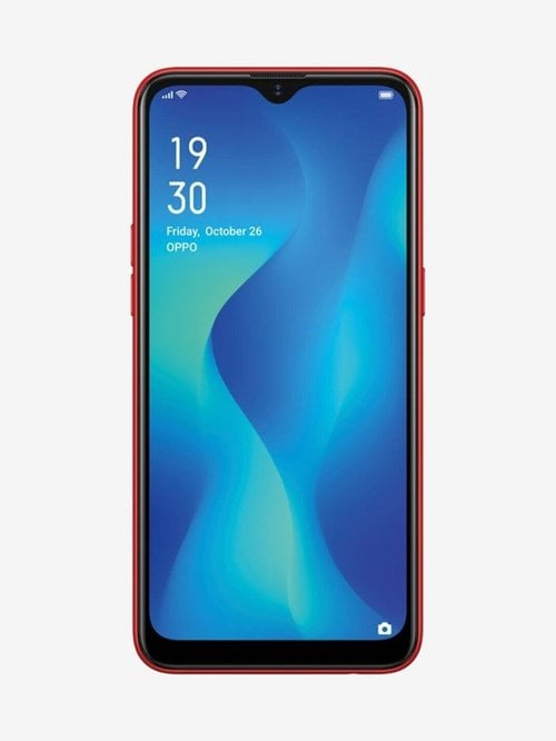 Tata Cliq offers on Mobiles - OPPO A1K 32 GB (Red) 2 GB RAM, Dual SIM 4G