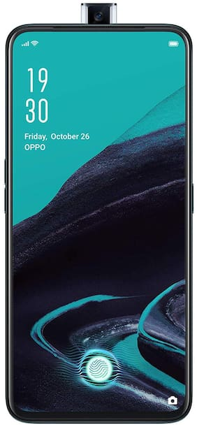 Paytmmall offers on Mobiles - OPPO Reno 2F 8GB 128GB Lake Green