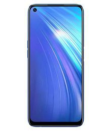Snapdeal offers on Mobiles - Realme 6 ( 64GB , 6 GB ) Blue