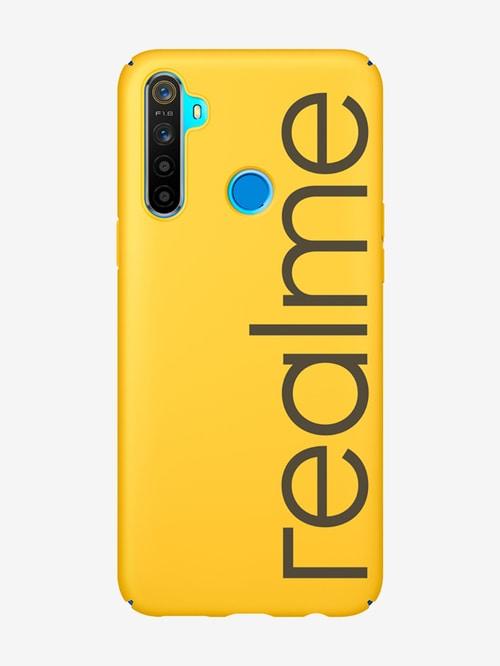 Tata Cliq offers on Mobiles - RealMe 5 Iconic Case (Yellow)