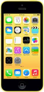 Flipkart offers on Mobiles - Apple iPhone 5C (Yellow, 8 GB)