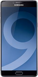 Flipkart offers on Mobiles - Samsung Galaxy C9 Pro (Black, 64 GB) 6 GB RAM