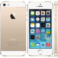Shopclues offers on Mobiles - Refurbished Apple Iphone 5S 16Gb (Gold)