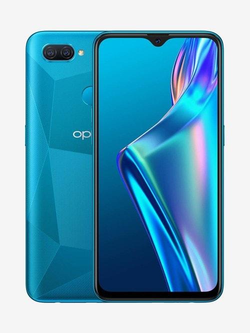 Tata Cliq offers on Mobiles - OPPO A12 32 GB (Blue) 3 GB RAM, Dual SIM 4G