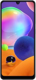Flipkart offers on Mobiles - Samsung Galaxy A31 (Prism Crush White, 128 GB) 6 GB RAM