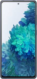 Flipkart offers on Mobiles - Samsung Galaxy S20 FE (Cloud Navy, 128 GB) 8 GB RAM