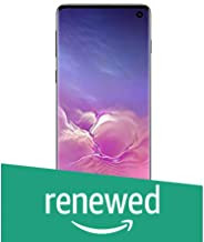 Amazon offers on Mobiles - (Renewed) Samsung Galaxy S10e (Black)