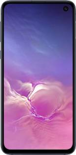 Flipkart offers on Mobiles - Samsung Galaxy S10e (Prism Black, 128 GB) 6 GB RAM