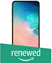 Amazon offers on Mobiles - (Renewed) Samsung Galaxy S10e (White)