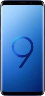 Flipkart offers on Mobiles - Samsung Galaxy S9 (Coral Blue, 128 GB) 4 GB RAM