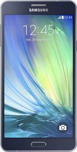 Flipkart offers on Mobiles - Samsung Galaxy A7 (Midnight Black, 16 GB) 2 GB RAM
